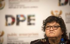 Report: How the Gupta's encircled Lynne Brown