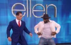 [WATCH] John Cena breaks it down to Sho Madjozi's hit single
