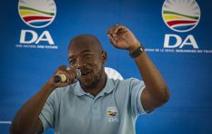 'There are white DA members that don't like the direction Maimane wants to take'