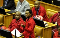 Security measures at #Sona2016 a front to protect President Zuma - EFF