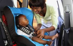 'The one thing you can do to ensure the survival of your child is a car seat'