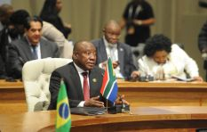 #BRICS: Ramaphosa meets with Putin and other leaders in bilateral meetings