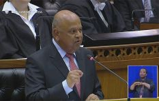 An increase in personal taxes predicted when Gordhan delivers his budget speech