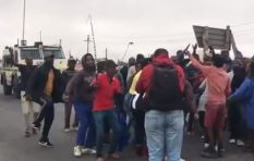 Protests subside in Vredenburg but flare up in Saldanha Bay