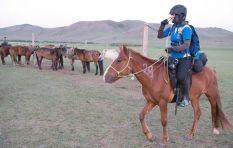 Young Capetonian wins Mongol Derby, world's longest horse race