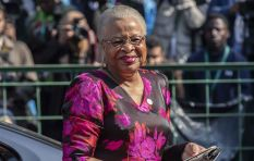 Graça Machel advocates planting of trees to reduce effects of climate change
