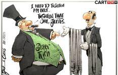 [Cartoon] Fat Chance