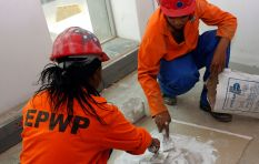 Bonteheuwel residents working hard to create jobs