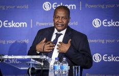 Former Eskom CEO Brian Molefe to take over as Finance Minister - reports