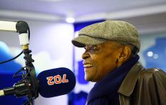 [LISTEN] I don't want people feeling sorry for me says Hugh Masekela