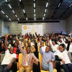 YES inspires beneficiaries to mentor others