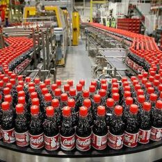 Coca-Cola Beverages Africa (7th largest Coke bottler on Earth) employs 15 000