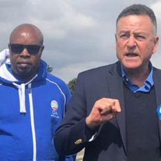 [LISTEN] Why Tony Leon is back on the DA campaign trail
