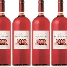 Story of Van Loveren Vineyards and 'Four Cousins', SA's top-selling bottled wine
