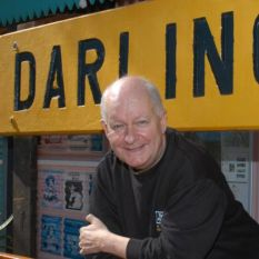 Pieter-Dirk Uys gets serious about money ('Evita is my pension!')