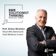 Ermos Nicolaou: Solving problems in babies, even before they are born