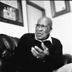 Rivonia Trialist, Andrew Mlangeni: a cadre at the centre of a revolution