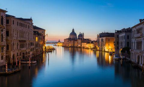 Grand Canal Basilica Santa Maria della Salute Venice Italy 123rflifestyle 123rf