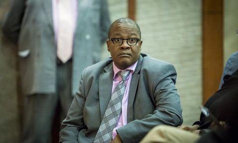 Former Eskom CEO Brian Molefe