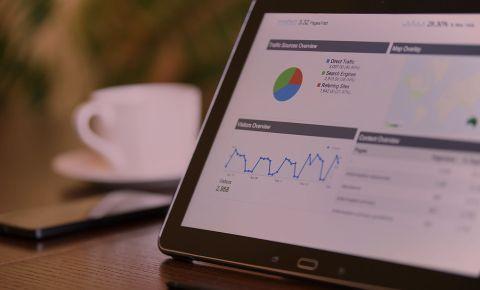 Digital Marketing Technology Notebook Stats data