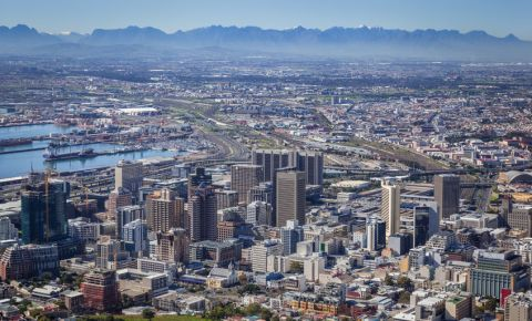 City of Cape Town Foreshore City Bowl business municipality 123rflocal 123rf