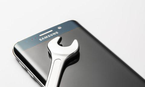 Samsung  Galaxy S6 Edge smartphone 123rf 123rfbusiness