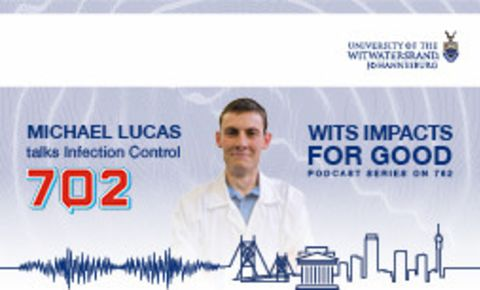 Wits University - Michael Lucas
