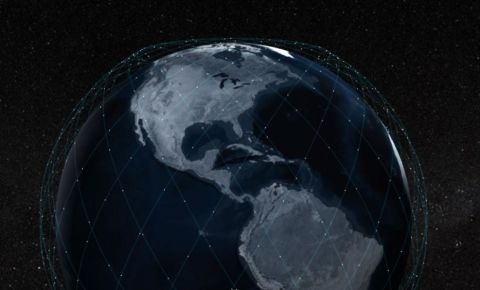 Starlink satellite constellation SpaceX