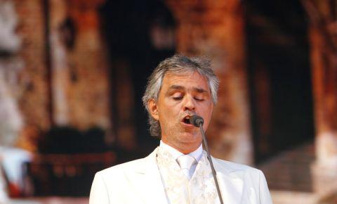 Andrea Bocelli 123rflifestyle 123rf