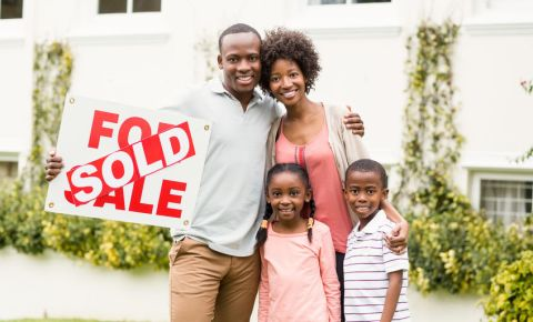 black-family-house-for-sale-sold-property-household-investment-bond-rent-123rf