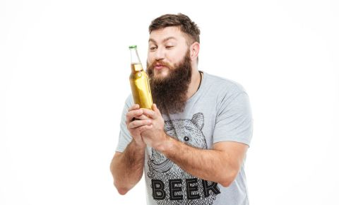 Beer drinker lover beard 123rf 123rfbusiness 123rfhealth 123rflifestyle