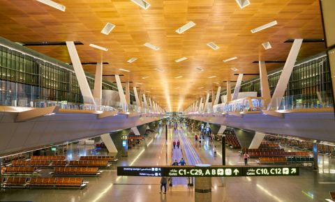 Hamad International Airport Doha Qatar 123rflifestyle 123rf