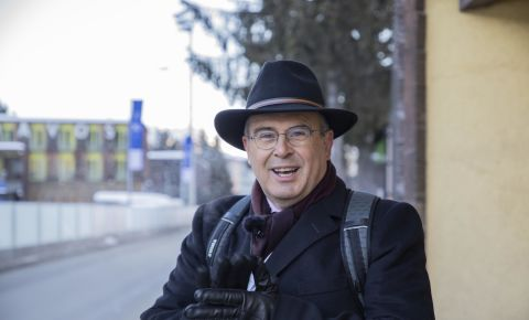Bruce Whitfield in Davos 2020