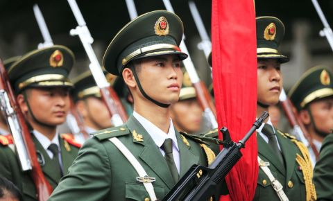 China chinese soldiers soldier army 123rf 123rfworld
