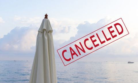 Vacation holiday cancelled tourism covid-19 lockdown 123rf 123rfbusiness