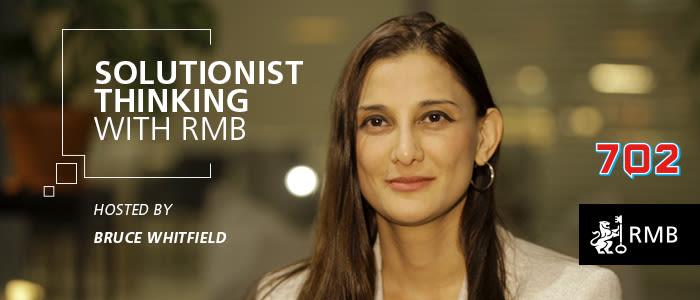 RMB Solutionist Thinking - Tashmia Ismail-Saville