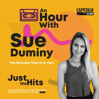Just the Hits - Sue Duminy 15 August 2020
