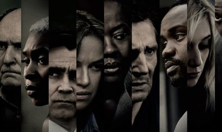 The movie 'Widows' beautifully links the politics of crime - Gayle Edmunds