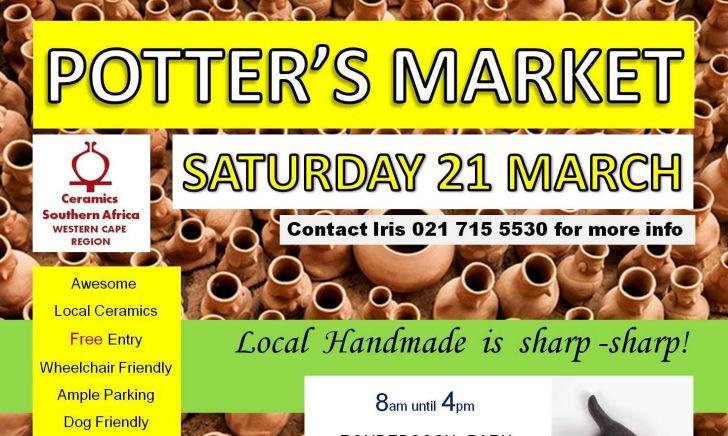 Potter's Market Rondebosch