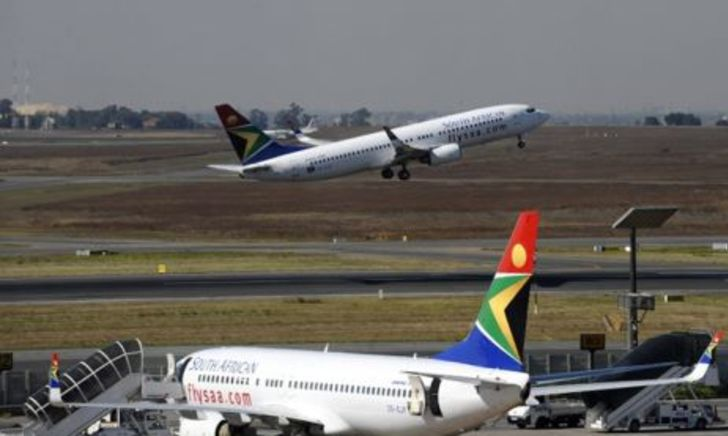 SAA doesn't have cash flow to pay unions what they want, says airline exec