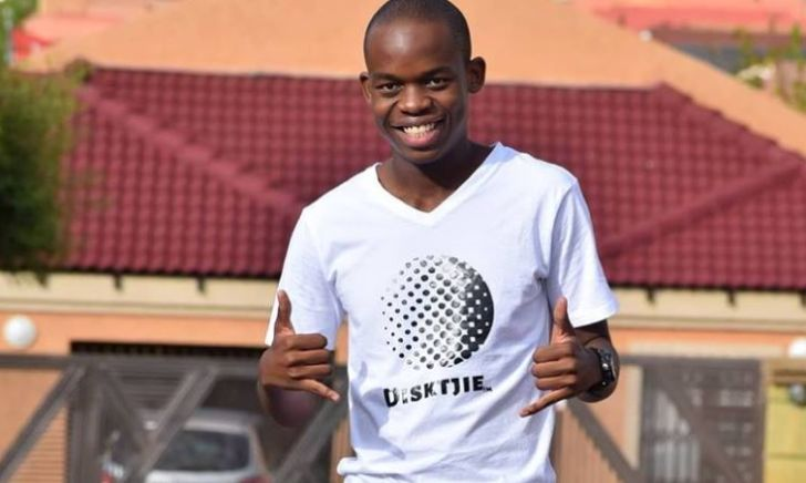 How 19-year-old Musa Maluleka started his own business making soccer boots