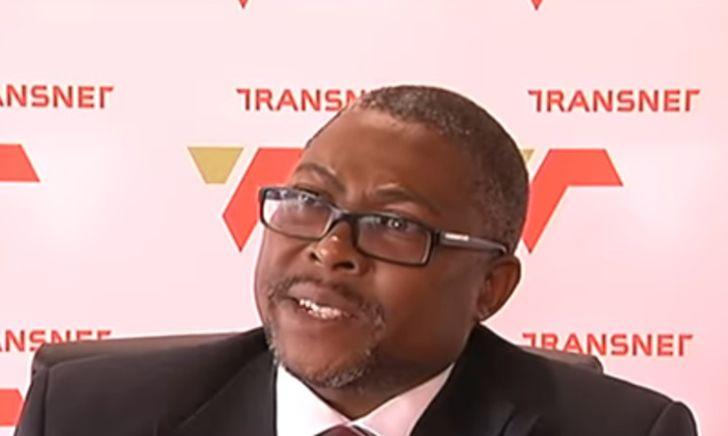 [LISTEN] 'As of today Mr Gama is no longer an employee of Transnet'