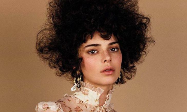 [PICTURES] Kendall Jenner's Vogue photoshoot 'afro' hairdo comes under fire