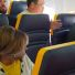 [WATCH] Elderly woman racially attacked on airplane