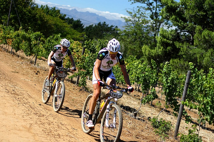 Founder Kevin Vermaak takes on Cape Epic for the first time - CapeTalk