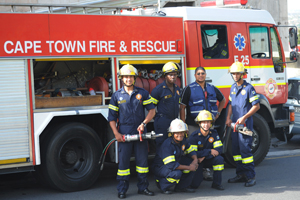 """Image result for City of Cape Town Learner Firefighter 2020"""""""