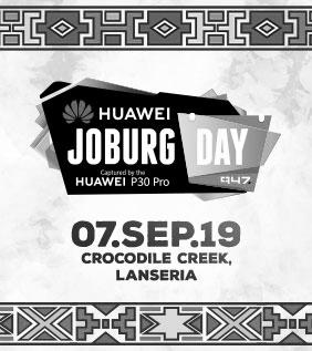 Huawei Joburg Day Sept 2019