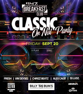 Classic or Not Party 2019