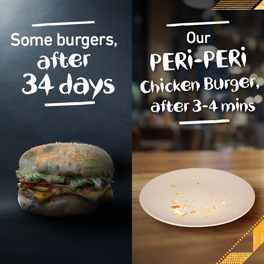 Nando's reply to a mouldy burger - the best and the worst ads of the week - CapeTalk