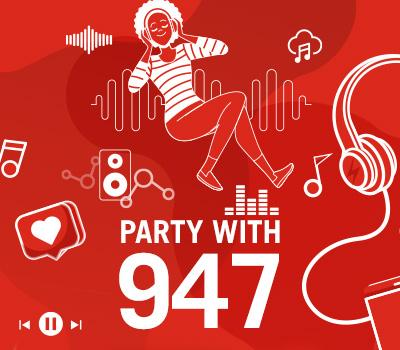 Party with 947